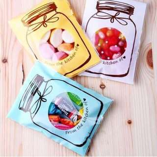 Cookies Bag/ Candy Plastic Bags
