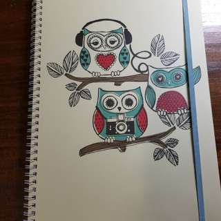 Typo Notebooks A4 and A5