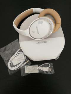 BOSE SoundLink wireless headphones II