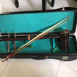 Erhu Chinese violin