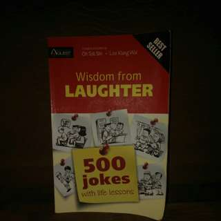 Wisdom from laughter