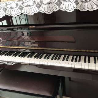 Exam model piano Hyundai U838N