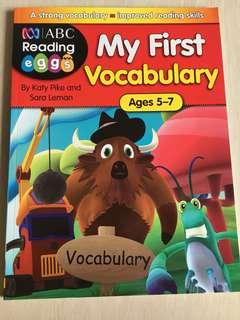 My First Vocabulary