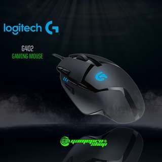 Logitech G402 (910-004070) Hyperion Fury Gaming Mouse