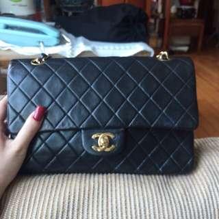 Chanel vintage classic flap