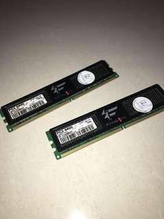 FATAL1TY Edition Desktop DDR2-2GB PC2 6400
