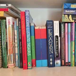 English novels!! 英文小說