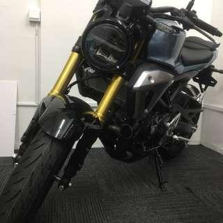 Honda CB150R ABA / NON ABS