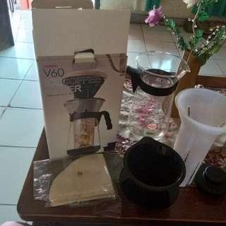 HARIO ice coffee maker