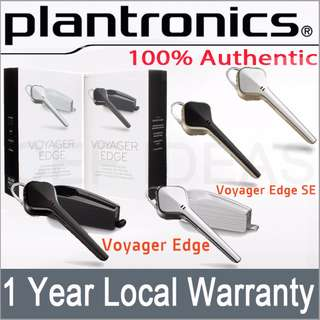 Plantronics Voyager Edge with Charging Case