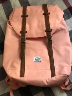 New Herschel Backpack  Original price $1,200 Now let it go $500 No bargaining please  Pick up at Quarry Bay MTR Please pm if Interested   超低全新Herschel背包 原價$1,200 現售$500 Quarry Bay MTR 交收 不議價 有意請pm
