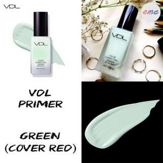 BN VDL Color Correcting Primer - Green