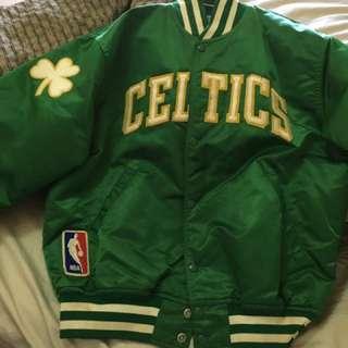 Vintage celtics jacket