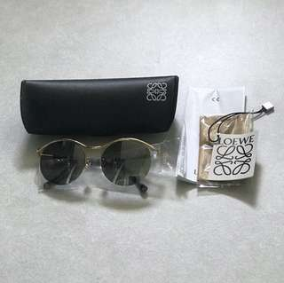 Loewe Ariane sunglasses 金色太陽眼鏡