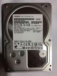 Hitachi 2TB sata