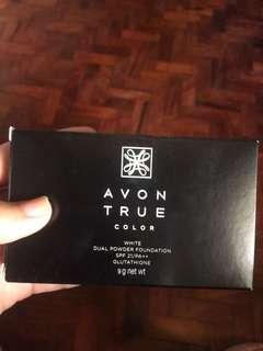Avon True Color: Dual Powder Foundation spf21