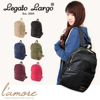 LT-H1421 Legato Largo resistant nylon style 10 pocket backpack