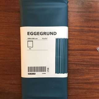 IKEA Eggegrund Shower Curtain