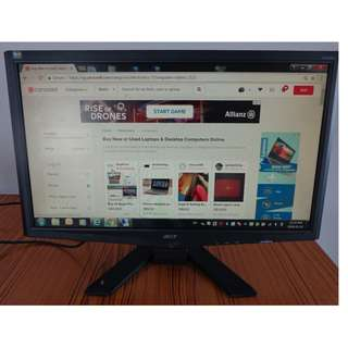 "Used Acer X233Hbid Black 23"" LCD Monitor(Reserved)"