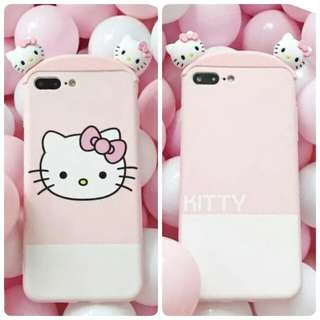 Hello Kitty 立體IPhone殼