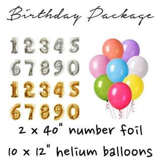 Birthday 🎈