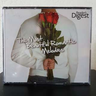 (New) 5CD》The Most Beautiful Romantic Melodies
