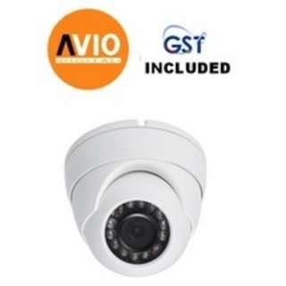 Dahua AVIO HDW1220M 1080P 2 MP Megapixel HD - CVI IR CCTV Camera
