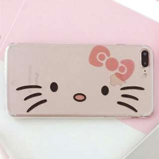 Hello Kitty IPhone殼