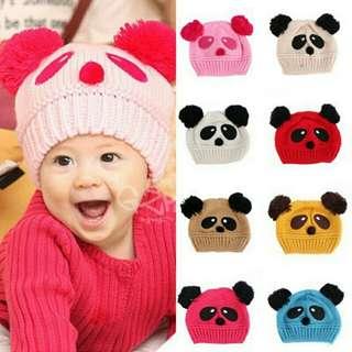 Topi bayi import 0 - 24 bulan