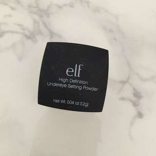 Elf Undereye Setting Powder
