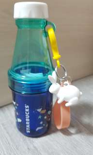 2017 Starbucks Rabbit bottle
