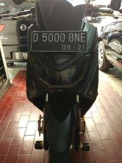 Yamaha N max 2016 Abs km 2rb