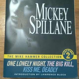 Mickey Spillane
