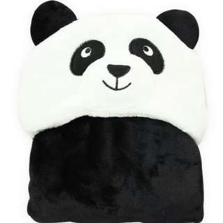Fleece Blanket Panda/Froggy