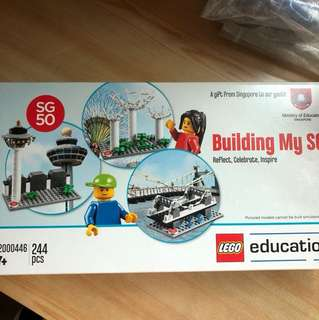SG50 Lego Set (not sealed, only inner package sealed)