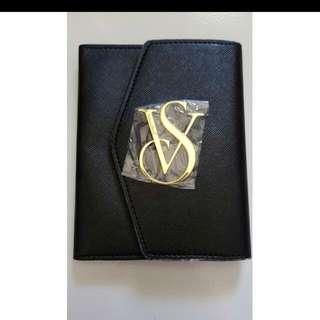Vs Passport Cover In Black At $20