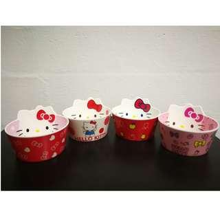 HB001 - Cute Hello Kitty Bowl