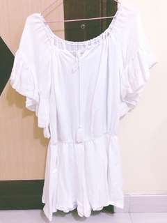 jumpsuits (white)