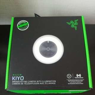 Brand new in box Razer Kiyo webcam