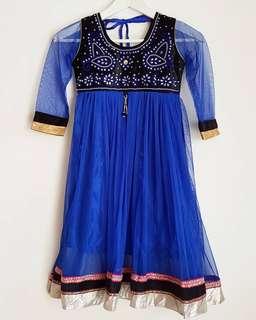 Baju india anak import