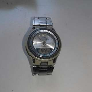 Casio Fishing Gear Original