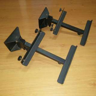 Speaker Wall Brackets (Suitable for Speaker with Depth: Min 17cm to Max 33cm)