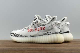 Warning!! 1:1 Yeezy Zebra 350 V2