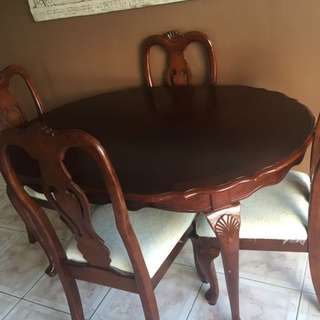 Dining Table 3set Coffee