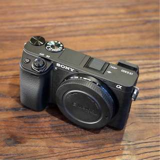 Sony Alpha a6300 Body Only - Kredit tanpa CC