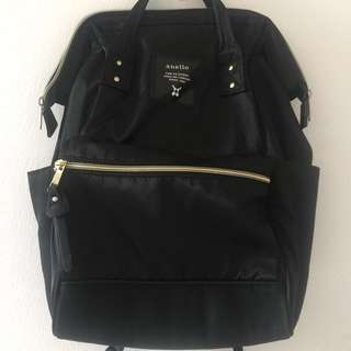 Anello Backpack Mini in Black