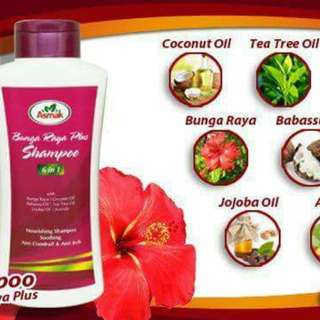 Bunga Raya Plus Shampoo #instock