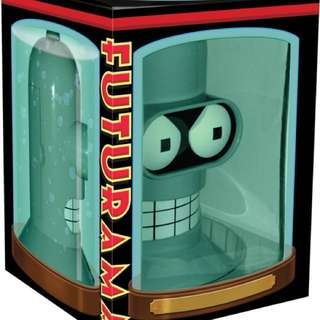 Futurama DVD Collector's Set