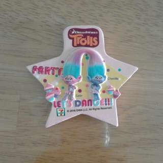 7-11 Collectible Trolls Fridge Magnet