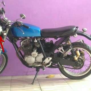 Motor Scorpio 2006 #UNIS2018